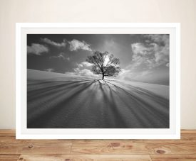 Lone Tree Wall Art