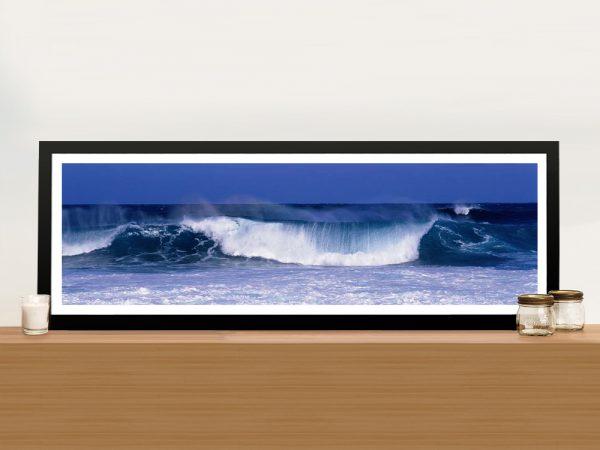 Buy Waves Panoramic Art Amazing Gift Ideas AU