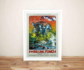 Buy a Rolling Stones Original Poster Print