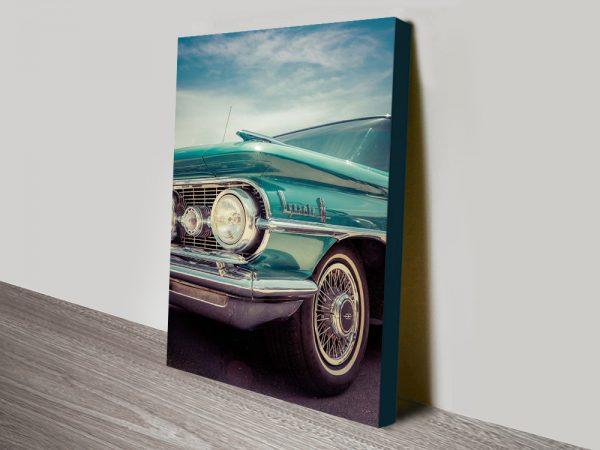 Buy Affordable Classic Car Wall Art Prints Online