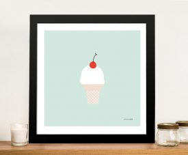 Buy Ice Cream Cone ll Ideal Prints for Boys