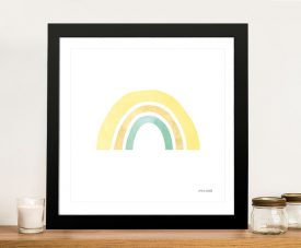 Buy Pastel Rainbow ll Unique Kids Art Prints