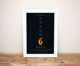 Buy a Framed Poster Print for The Sixth Sense