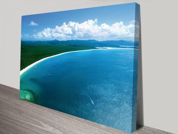 Buy Stunning Beachscape Wall Art Cheap Online