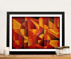 Buy Women in Recline Modern Canvas Wall Art
