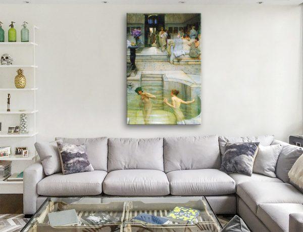 Buy Alma-Tadema Canvas Prints Unique Gifts AU