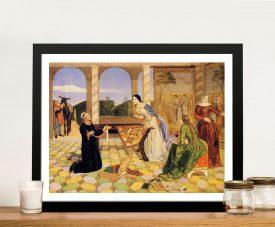 Buy Berengaria's Alarm a Stunning Classic Art Print