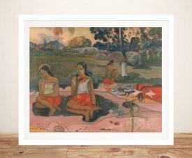Buy Sacred Spring Framed Canvas Artwork