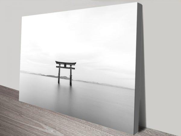 Buy Magical Japanese Shrine Wall Art Cheap Online
