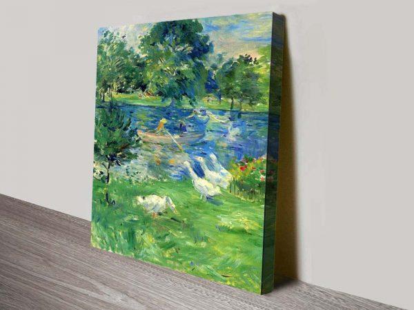 Buy Pretty Morisot Landscape Wall Art Online