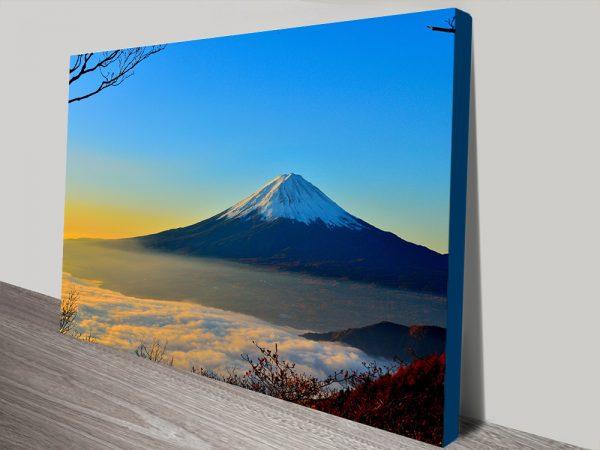 Buy Affordable Japanese Landscape Wall Art Online