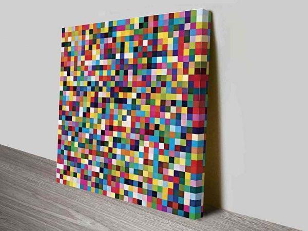 Buy Gerhard Richter Wall Art Cheap Online