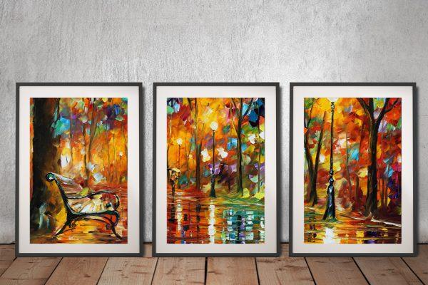 Buy Colourful Leonid Afremov Art Cheap Online