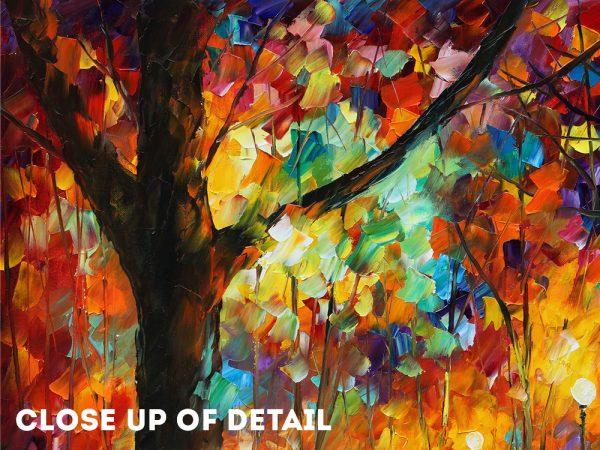 Buy Colourful Night 3-Panel Artwork Gift Ideas AU