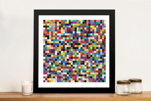 Buy 1024 Colours Framed Gerhard Richter Print