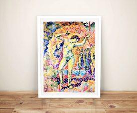 Buy La Dance a Jean Metzinger Modern Art Print