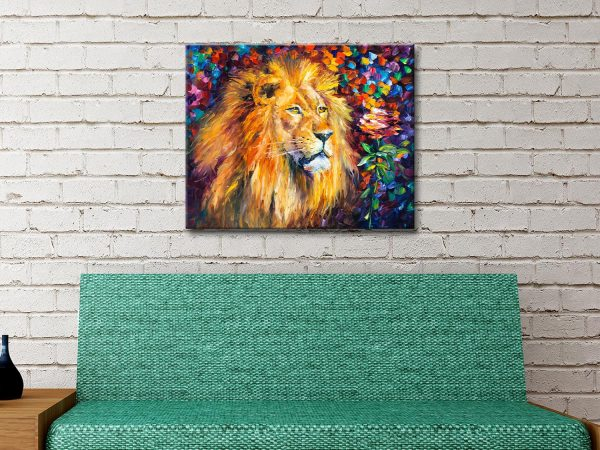 Buy Affordable Lion Art Great Gift Ideas Online