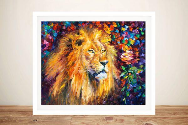 Buy Colourful Leonid Afremov Canvas Art