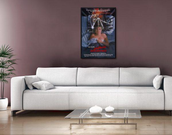 Buy Horror Movie Poster Prints Cheap Online