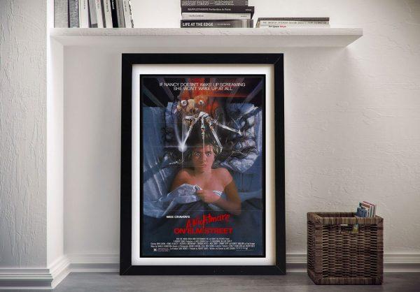 Buy A Nightmare on Elm Street Prints Gift Ideas AU