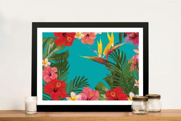 Buy Bird of Paradise Karin Roberts Wall Art