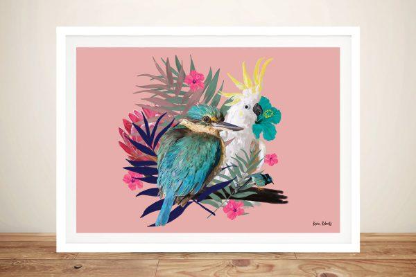 Buy Karin Roberts Australian Wildlife Art Online