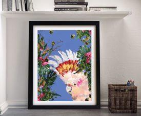 Buy a Karin Roberts Galah Painting Print