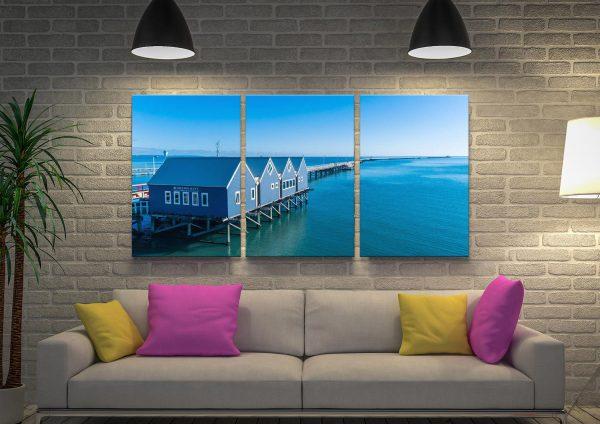 Buy Busselton Jetty Canvas Art Great Gifts Online