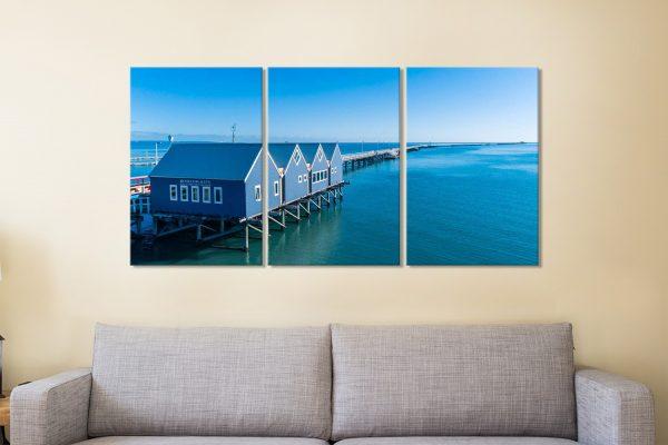 Buy Matt Day Triptych Wall Art Cheap Online
