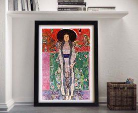 Buy Adele Bloch-Bauer Klimt Portrait Wall Art