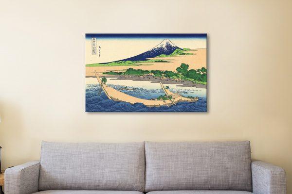 Buy Hokusai Japanese Wall Art Great Gift Ideas AU