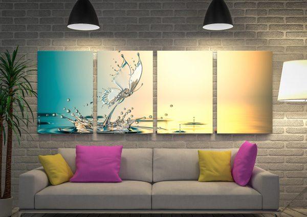 Buy Stunning Contemporary Canvas Wall Art Sets