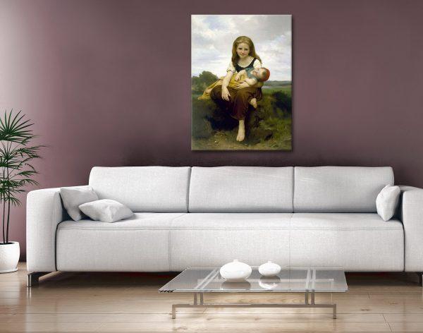 Buy William-Adolphe Bouguereau Prints Online