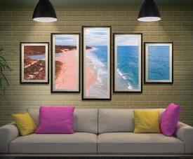 Buy Guilderton Fisherman 5-Piece Wall Art