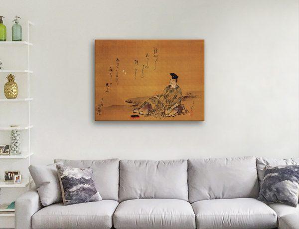 Buy The Poet High Quality Japanese Art Prints