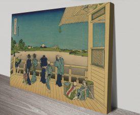 Buy Sazai Hall Classic Hokusai Japanese Wall Art