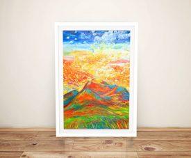 Buy a Framed Chiara Magni Print of Cloudija