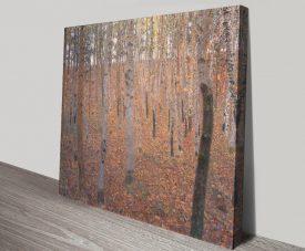 Buy Buchenwald Gustav Klimt Art Print