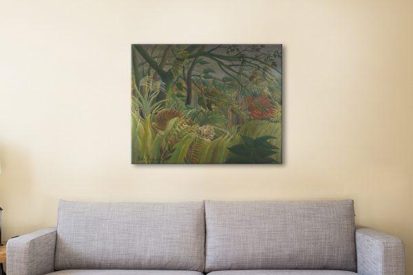 Affordable Classic Henri Rousseau Oil Painting Prints