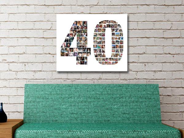 Custom Collages Unique Birthday Gift Ideas Online
