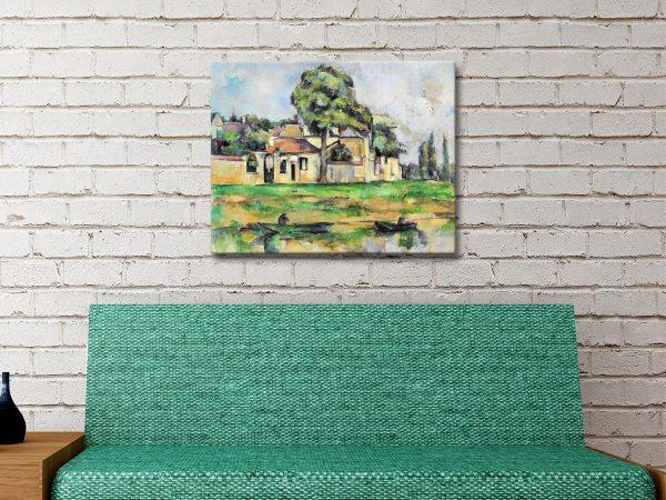 Cezanne Canvas Prints Home Decor Ideas Online