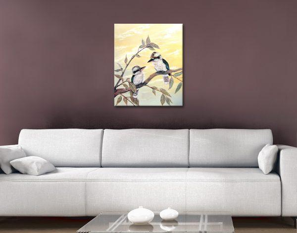 Kookaburra Magic Australian Wall Art Online