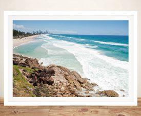Miami beach Queensland Photo Wall Art