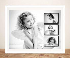 Custom Photo Collage Main Photo Offset