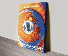 2001: A Space Odyssey Movie Poster Print