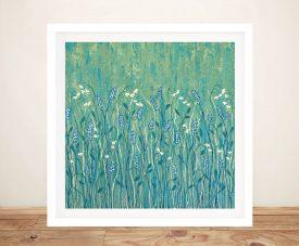 Abundant Wild Flowers by Lisa Frances Judd