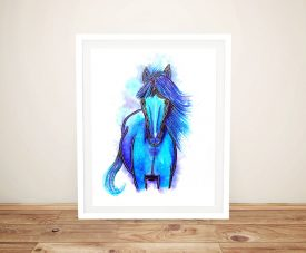 Free Spirit Linda Callaghan Canvas Art