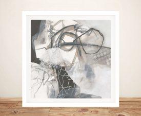 Framed What's Happening VI Art Print