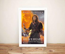Braveheart Framed Wall Art2