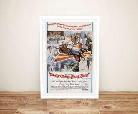 Chitty Chitty Bang Bang Framed Wall Art